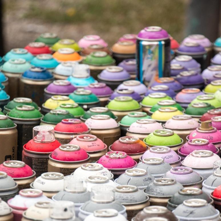 Atelier street art, dream big !